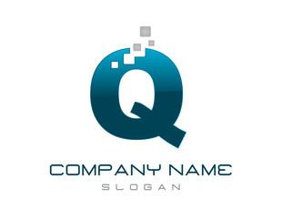 Modern letter Q