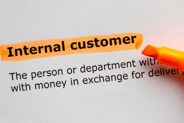 internal customer