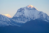 Dhaulagiri Himalaya, Nepal. South Face of Dhaulagiri