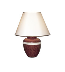 Lamp in the bedroom