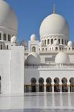 Grand mosque Abu Dhabi, UAE