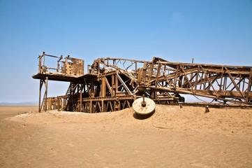Rovine nel deserto