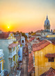 Sunset over Cartagena - 78540040
