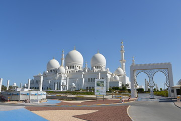 Mosque, Emirates