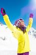 Freude im Skiurlaub