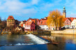 canvas print picture - Lauf an der Pegnitz, Germany