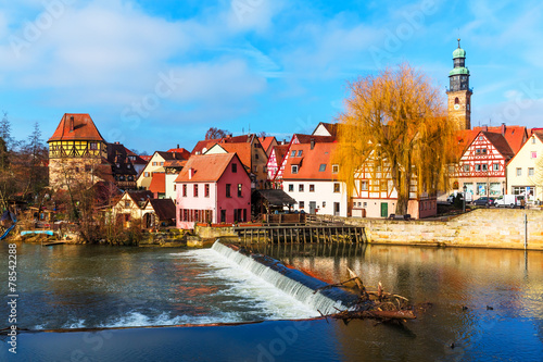canvas print picture Lauf an der Pegnitz, Germany