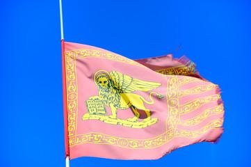 Fahne von Venedig