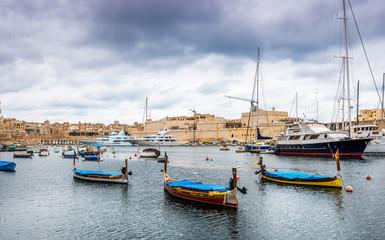 Senglea, Malte