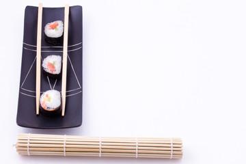 Cornice di sushi