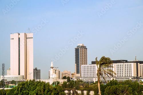 Fotobehang Midden Oosten Jeddah City