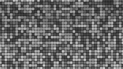 square texture black white 4k