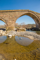 Tarihi Köprü Behramkale