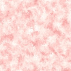 Pink white wavy pastel abstract background