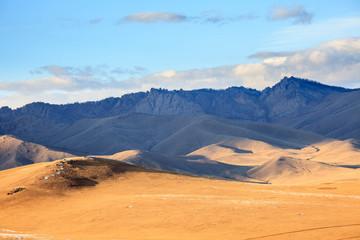Couleurs de Mongolie