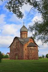 Великий Новгород Церковь Петра и Павла 1406 год