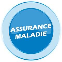 bouton assurance maladie