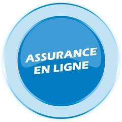 bouton assurance en ligne
