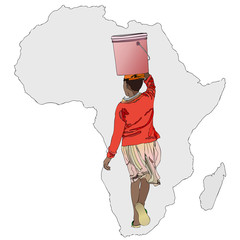 The importance of water in Africa