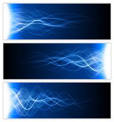 blessing effect with energy waves