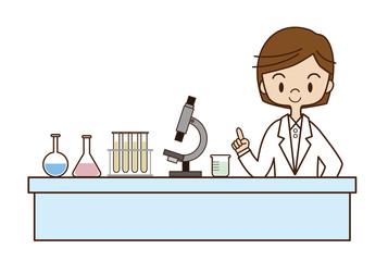 女性研究者