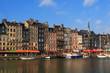 Vieux bassin d'Honfleur, France - 78555602