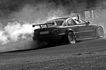 Auto Rennen Geschwindigkeit