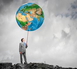 World is mine!!!