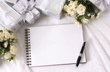 Wedding gifts and writing book - Fine Art prints