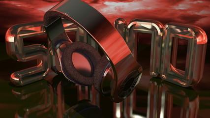 Sound and headphones