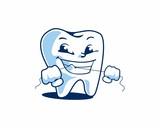 Fototapety Smile Dental Floss