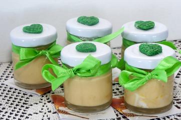 Biolagical home made cosmetic cream
