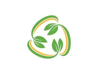 leaf circle 2