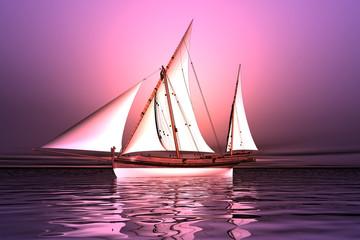 Segelschiff Grafik