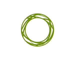 o abstract logo