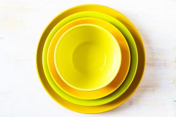Сolored plates