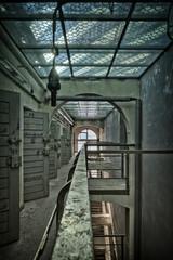 Gefängnis - Flur 1