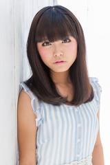 アジア人 美少女ポートレイト