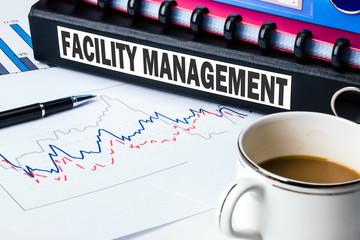 facility management on folder