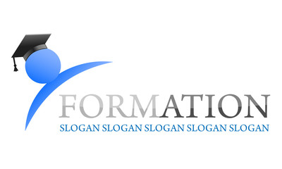 logo formation F