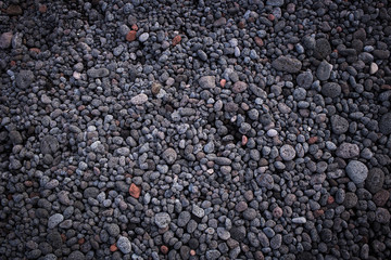 Vulcanic stones texture