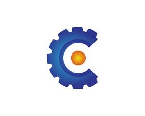 C gear logo 2