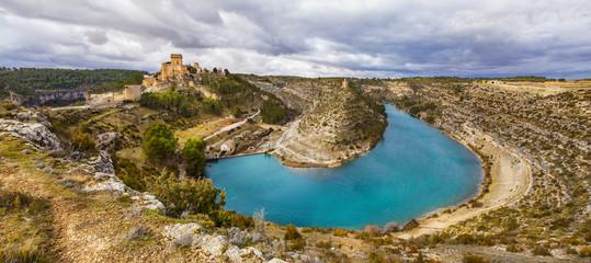 Impressive castles of Europe series - Alarcon, Spain ( Castile l