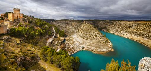 Impressive castles of Europe - Alarcon, Spain