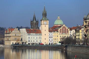 View on Prague Old Town, Czech Republic