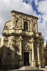 Chiesa S. Chiara, Lecce