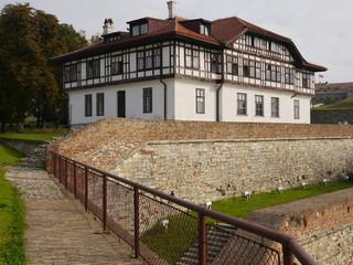 Kalemegdan castle, Belgrade, Serbia