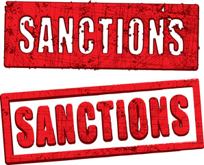 Sanctions rubber stamp.