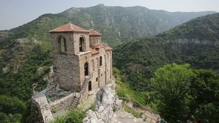 Saint Mary church at Asen's Fortress