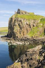 Castillo de Duntulm, Escocia